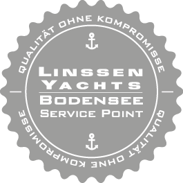 André Vrecer & Christine Popp  - Bodensee - Linssen Yachts Service Points
